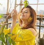 Devoleena Bhattacharjee  Devoleena Bhattacharjee is a TV actor who is popular for her role in 'Saath Nibhana Saathiya'. She also appeared in Bigg...