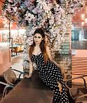 Mouni Roy Wears Thigh-High Slit Polka Dot Dress    Actor Mouni Roy has set the internet on fire with her sultry pictures on Instagram. Taking to...