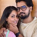 Hina Khan-Rocky Jaiswal Mushy Pictures Are Perfect Couple Goals    Hina Khan and Rocky Jaiswal are perfect couple and their PDA are unmissable. Their...