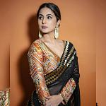 Hina Khan wears a black saree on Bigg Boss 14    Actor Hina Khan wore a stunning black saree for her latest appearance on Bigg Boss 14. The actor has...