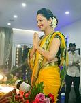 Ankita Lokhande celebrates Ganesh Chaturthi    Actor Ankita Lokhande brought Ganpati Bappa home on the occasion of Ganesh Chaturthi. The actor posted...