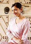 Ankita Lokhande Shines in Pastel Pink Ethnic Wear    Ankita Lokhande took to Instagram to share a slew of photos in pastel pink ethnic wear. She...