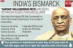 Vallabhbhai Jhaverbhai Patel needs Gujarati IPA] (31 October 1875 – 15 December 1950), popularly known as Sardar Patel, was an Indian politician. He...