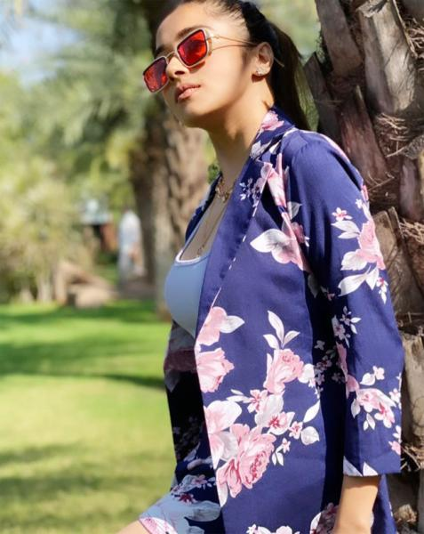 Tina Datta looks stylish in new photos 2021