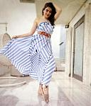 Karishma Tanna flaunts a pretty dress in new pictures    Actor Karishma Tanna looks fantastic in her latest pictures on Instagram. Wearing a blue and...