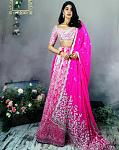 Janhvi Kapoor in Manish Malhotra lehenga    This beaded lehenga is quite an off-beat for Janhvi considering she often opts for bold hues and bright...