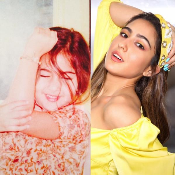 Sara Ali Khan has grown up to be quite a diva