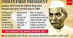 Rajendra Prasad (3 December 1884 – 28 February 1963) was an Indian independence activist, lawyer, scholar and subsequently, the first President of...