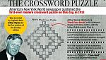 Arthur Wynne (June 22, 1871 – January 14, 1945) was the British-born inventor of the modern crossword puzzle.     While in Pittsburgh, Wynne worked...