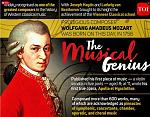 Wolfgang Amadeus Mozart[a] (27 January 1756 – 5 December 1791), baptised as Johannes Chrysostomus Wolfgangus Theophilus Mozart,[b] was a prolific and...