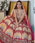 Tina Datta looks ethereal dressed in bridal avatar for a shoot    Dressed in a pink-yellow bridal lehenga, Tina Datta is seen giving wedding goals...