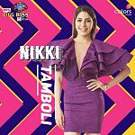 Nikki Tamboli: South star Nikki who will be seen as a participant in the controversial reality show is known for her roles in films such as 'Kanchana...